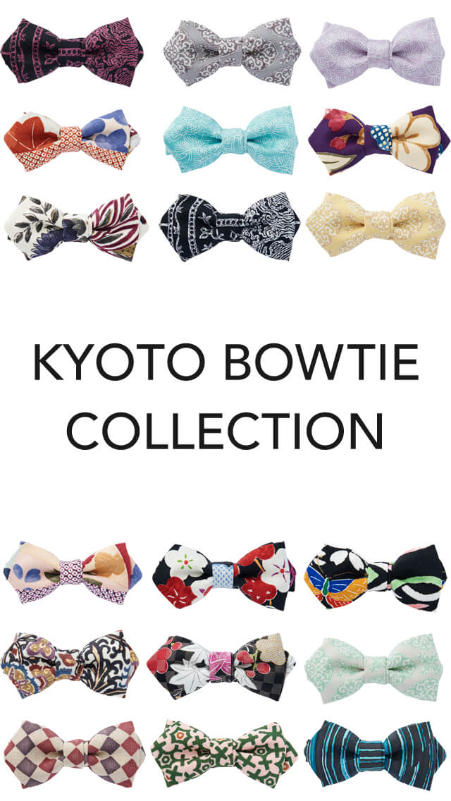 KYOTO BOWTIE COLLECTION